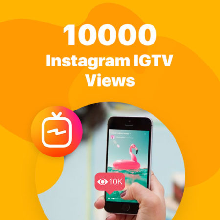 10000 instagram igtv views