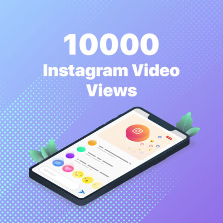 10000 instagram video views