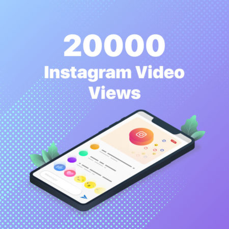 20000 instagram video views