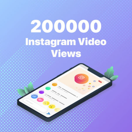 200000 instagram video views