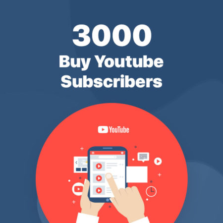 3000 youtube subscribers