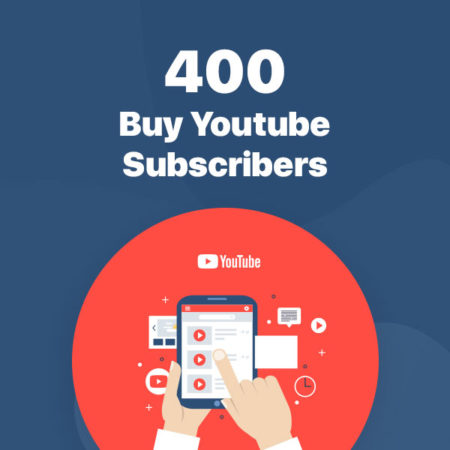 400 youtube subscribers