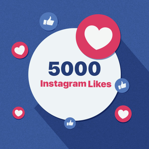5000 instagram post like