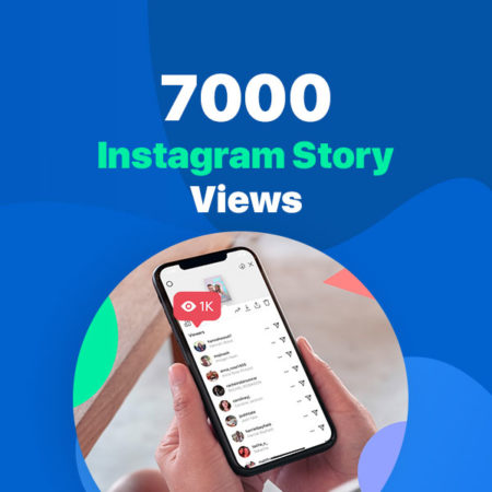 7000 instagram story views