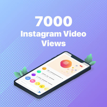7000 instagram video views